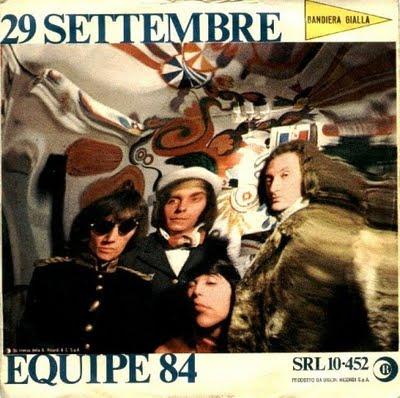 29 settembre di Mogol-Battisti - Lucio Battisti - Equipe 84