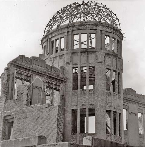 Hiroshima 6/8/1945 - Nagasaki 9/8/1945