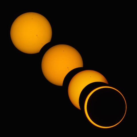 Eclissi di Sole del 20 marzo 2015