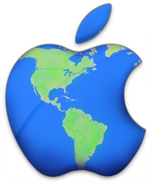 Logo Apple - Mondo