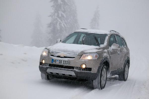 Auto Neve