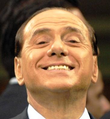 Berlusconi ridens
