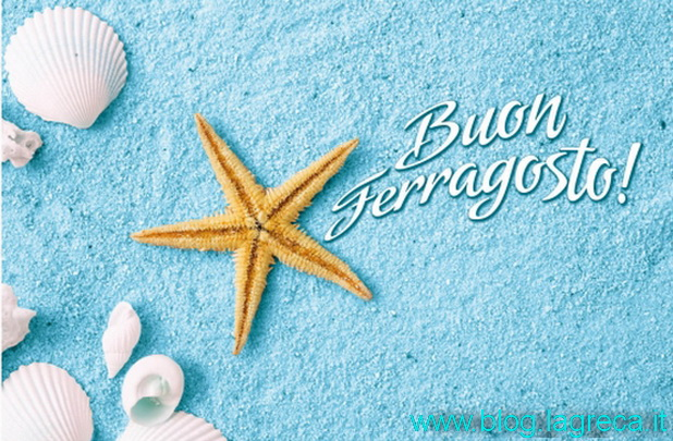 Buon Ferragosto 2014