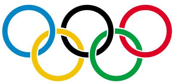 Mamme e Olimpiadi - Cerchi olimpici