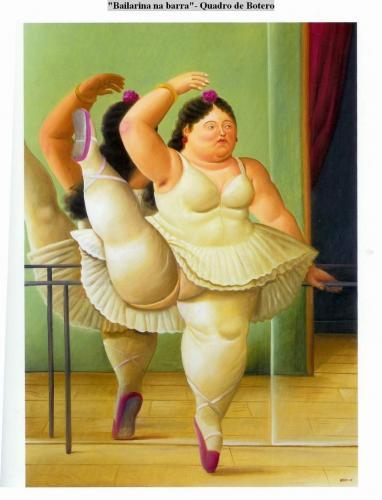Ti sembro grassa? Donna Grassa