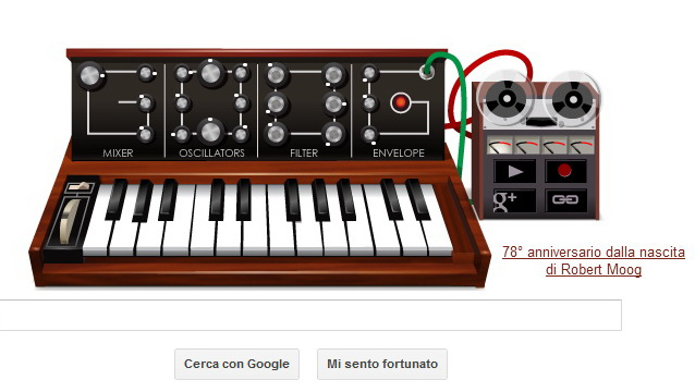 Robert Moog - sintetizzatore