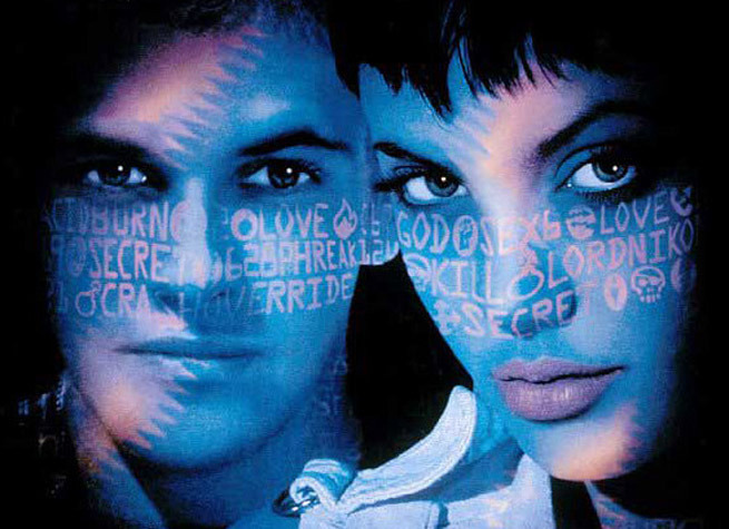 Hackers - Winona Ryder - Movie