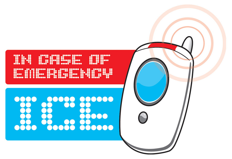 ICE - In Case of Emergency   (In caso d'urgenza)