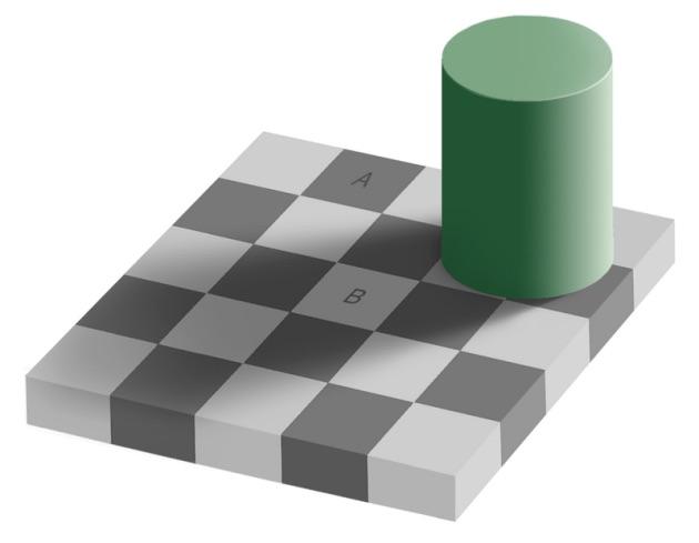 illusione di luminosità - di che colore è il vestito