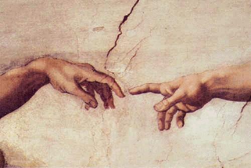 La creazione Michelangelo