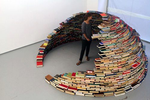 Igloo di libri - Milos Lagos