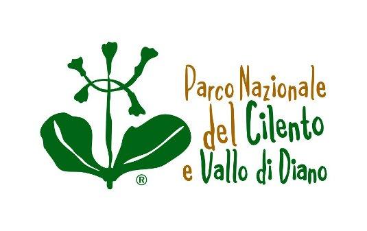 Logo parco nazionale del Cilento e Vallo di Diano