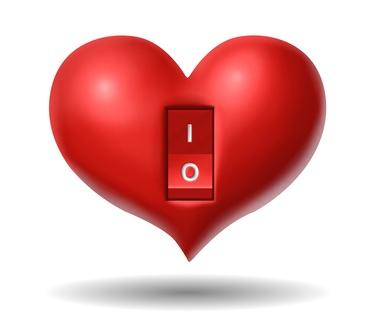 Amore spento e accesso