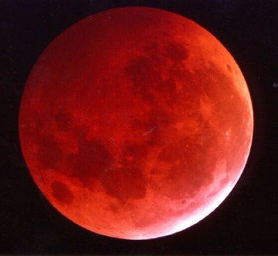 23 giugno 2013 - Luna rossa