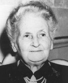 Maria Montessori - Pedagogista