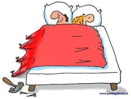 Cerco moglie.... - coppia a letto