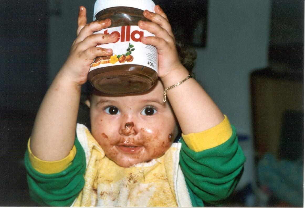 The Nutell di Riccardo Cassini - Nutella - Bambino