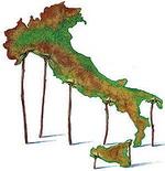 Italia stampelle