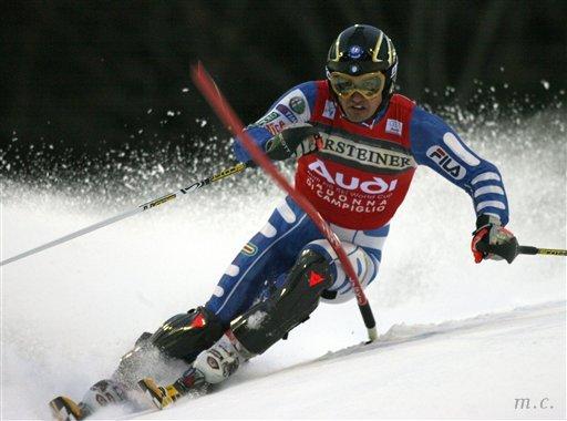 Sciatore perfetto