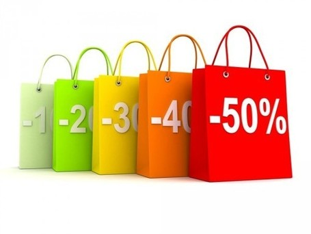 Shopping - Bags - Sconti - Sale