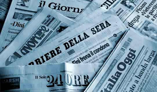 stampa giornali