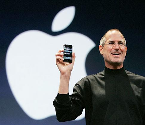 Steve Jobs - Apple - I-Phone