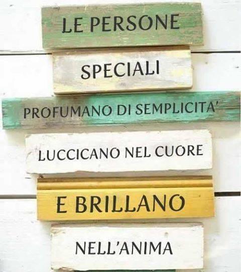 Una persona speciale