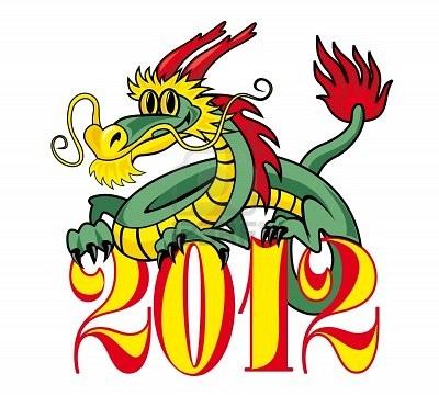 2012 - L'anno del dragone